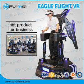Cinema estando da realidade virtual de Eagle Flight Simulator/9D VR
